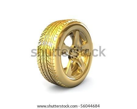 golden tire