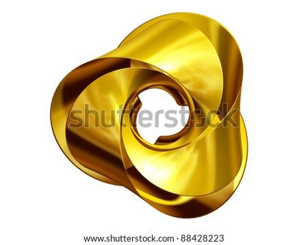 golden Torus, loop