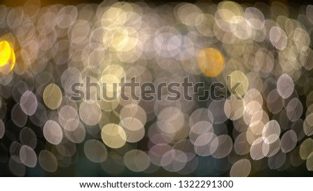 golden yellow party lights celebrations abstract background - for use with titles, logos and presentation background slides #1322291300