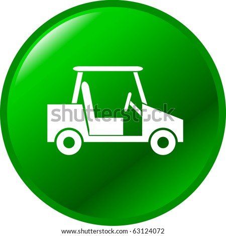 golf cart button