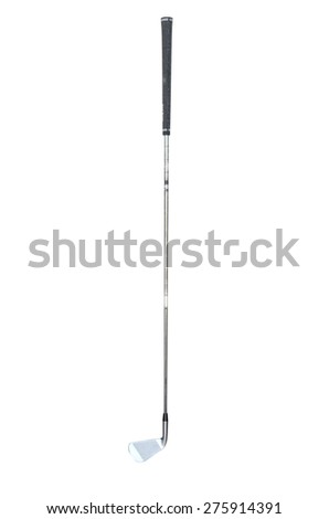 golf club isolated on the white background. #275914391