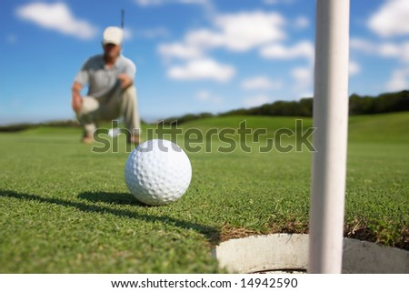 golf concentration