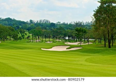 golf course #80902579
