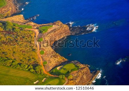 Golf-Course Aerial