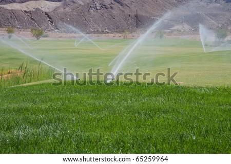 impact sprinklers ireland