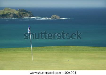 Golf - The Green