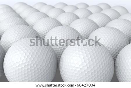 golfball (close-up)