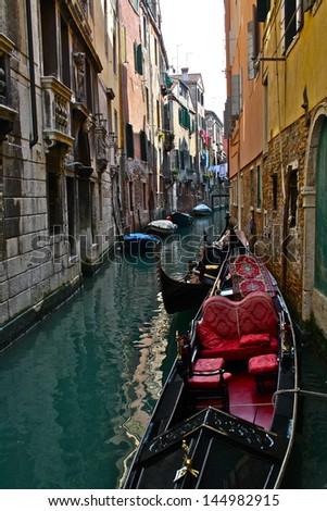 Gondola in Venice #144982915