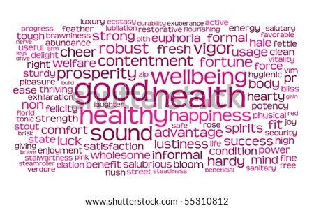 Good Health Articles