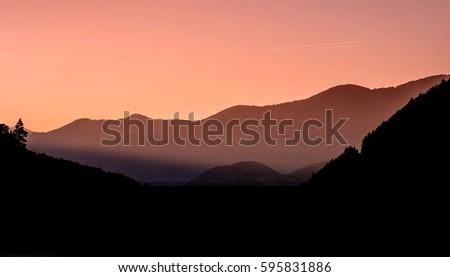 Good morning Mountains
