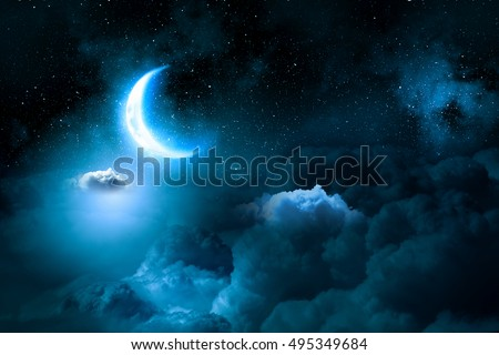 Good night and sleep well . Mixed media #495349684