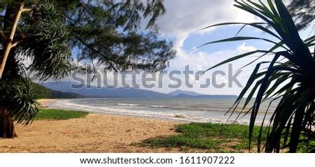 Good time, Layan beach, Phuket, Thailand Stok fotoğraf ©