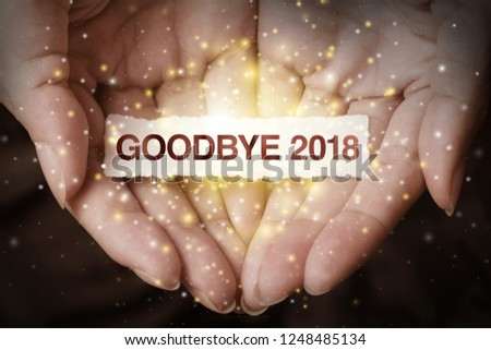 Goodbye 2018 and welcome 2019. We wish you a new year filled with wonder, peace, and meaning. #1248485134
