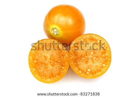 Gooseberry - stock photo
