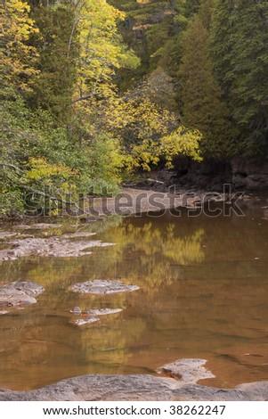 Gooseberry River Autumn