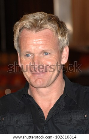 Gordon Ramsay at the 'Hell's Kitchen' 100th Episode Celebration, Hell's Kitchen Set, Culver City, CA. 02-19-10