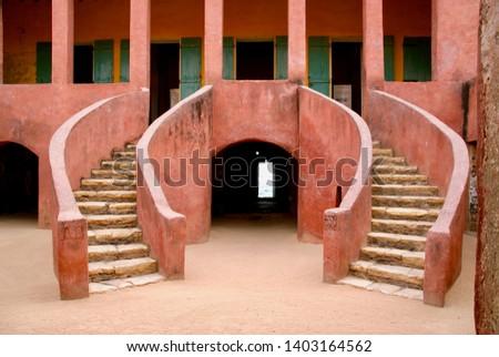 Gore island prison... Senegal Africa  #1403164562