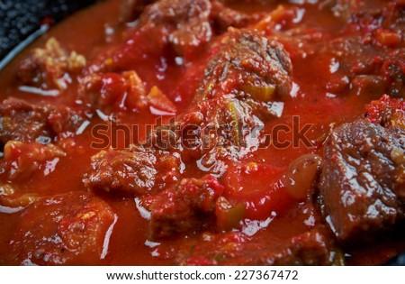 Ethiopian Food Raw Meat Ethiopian Food.raw Beef