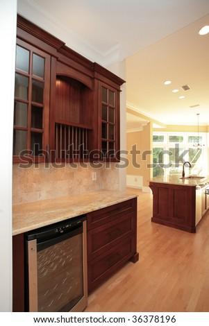 Gorgeous Interior Kitchen