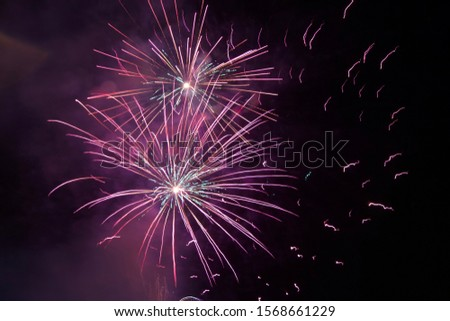 Gosford New Years Eve Fireworks