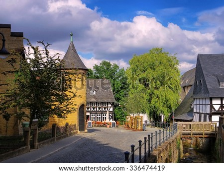 Goslar Abzucht