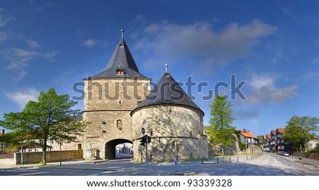 Goslar in Lower Saxony, Germany, UNESCO