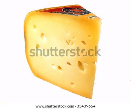 Gouda cheese.