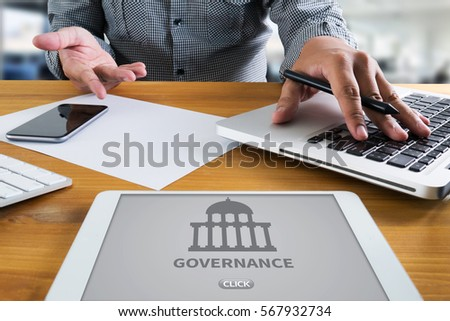 governance and  building ...