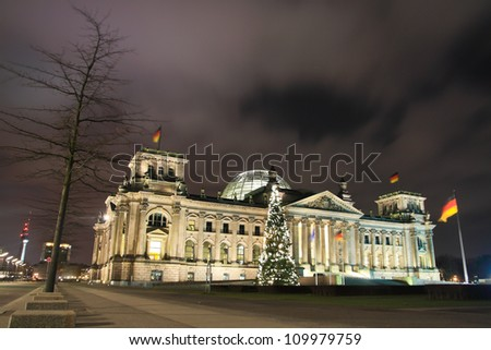 Berlin Government Building
