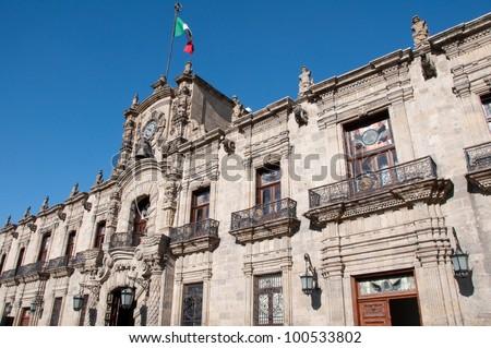 Government Palace, Guadalajara (Mexico)
