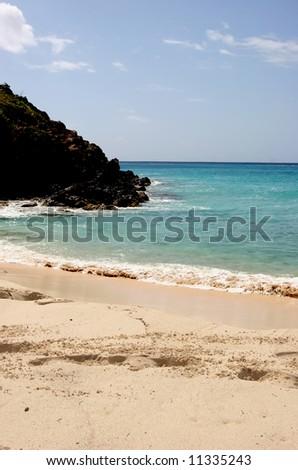 Governor bay, St. Barth, Caribbean