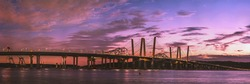 Governor Mario M. Cuomo Bridge and Tappan Zee Bridge
