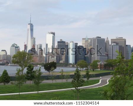 Governor's Island, NYC Views