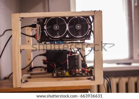 GPU Bitcoin miner #663936631