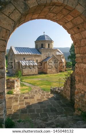 Gradac monastery, Serbia