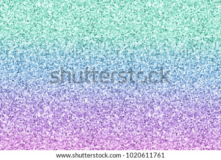 Gradient colorful sweet pastel glitter background. Background image is abstract blurred backdrop pastel color.Ecological ideas for your graphic design, banner, poster with copyspace for text,designer.