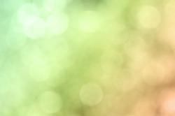Gradient green orange bokeh Lights abstract backgrounds textures