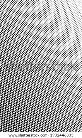 Gradient halftone. Fade dot. Background dots. Point texture. Overlay effect. Gradation transition. Half tone polka. Pop art design. Screentone prints. Comic designs. Dotted textured. Illustration stock photo