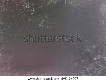 Gradient multicolored grey pink blue lilac green abstract background with shabby paint. Retro banner effect design with blank multicolored background. #695196007