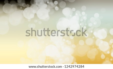 Gradient with bokeh effect, sparkle and Pearl Lusta, Grey, Foggy color. Blank simple defocused backdrop for ads or commercials. Stock fotó ©