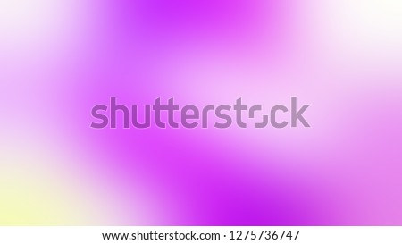 Gradient with Heliotrope, Violet, Amour color. Calm and awesome background with uniform smooth texture. Template for banner or document.