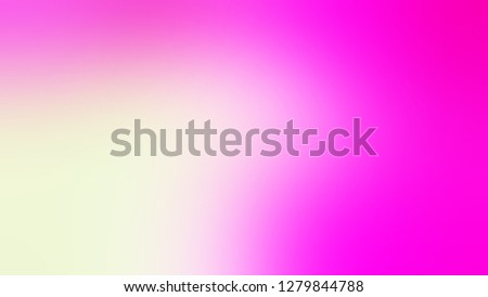 Gradient with Razzle Dazzle Rose, Red, Quarter Pearl Lusta, Grey color. Ambiguous and foggy blurred background with colorful shades. Template for advertising your product. Stock fotó ©