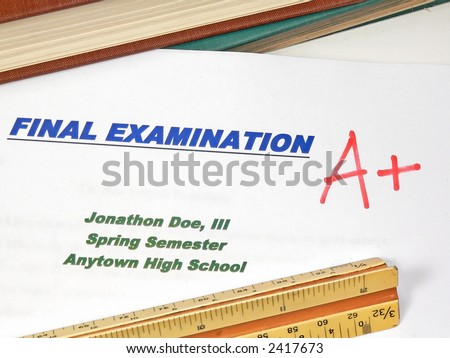 Grading Papers for School - Final