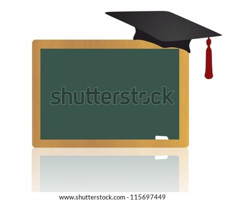 graduation board - education