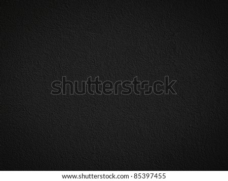 Grain black dark paint wall background or texture