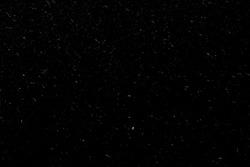 grain dust scratches on black background