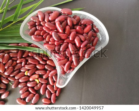 Grains for health lovers and vegetarian food