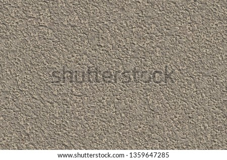 Grainy road surface texture. Top view grunge rough asphalt background #1359647285