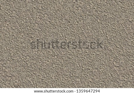 Grainy road surface texture. Top view grunge rough asphalt background #1359647294