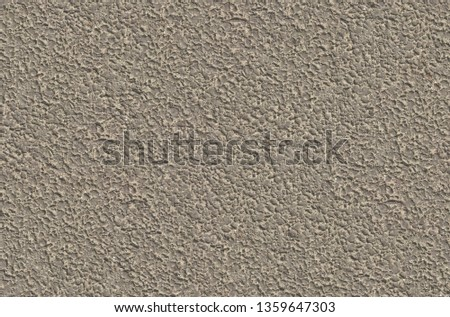 Grainy road surface texture. Top view grunge rough asphalt background #1359647303